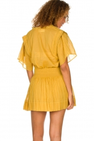 ba&sh | Skirt Bibi | yellow  | Picture 5