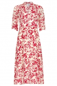 ba&sh |  Floral dress Elfe | natural  | Picture 1