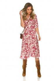 ba&sh |  Floral dress Elfe | natural  | Picture 3
