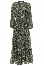 Munthe |  Floral maxi dress Dingo | multi  | Picture 1