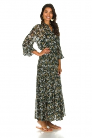 Munthe |  Floral maxi dress Dingo | multi  | Picture 5
