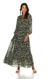 Munthe |  Floral maxi dress Dingo | multi  | Picture 4
