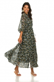 Munthe |  Floral maxi dress Dingo | multi  | Picture 3