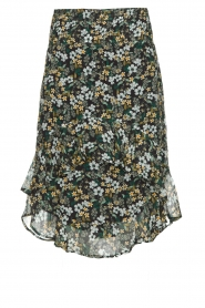 Munthe |  Floral midi skirt Deck | multi  | Picture 1