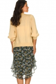 Munthe |  Floral midi skirt Deck | multi  | Picture 6