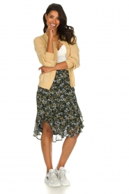 Munthe |  Floral midi skirt Deck | multi  | Picture 3