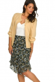 Munthe |  Floral midi skirt Deck | multi  | Picture 2