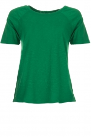 American Vintage |  Cotton T-shirt Lorkford | green  | Picture 1