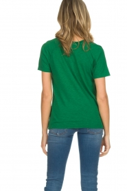 American Vintage |  Cotton T-shirt Lorkford | green  | Picture 6