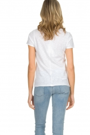 American Vintage |  Cotton T-shirt Sonoma | white  | Picture 5