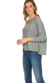 American Vintage |  Basic sweater Vetington | grey  | Picture 6