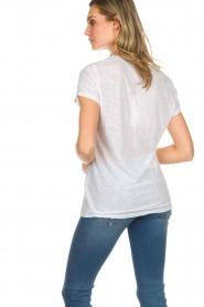 American Vintage |  Basic T-shirt Jacksonville | white  | Picture 5