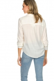 American Vintage |  Basic blouse Dorabird | white  | Picture 5