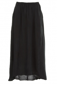 Maxi skirt Nonogarden | black
