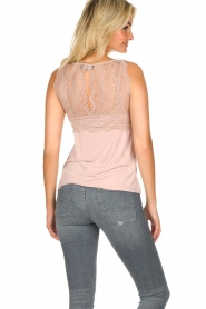 Rosemunde |  Top with lace Lynn | nude  | Picture 4