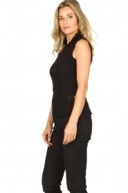 Rosemunde | Kanten top Olivia | zwart:Lace top Olivia | black  | Picture 3