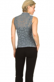 Rosemunde | Lace top Olivia | blue  | Picture 4