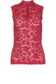 Rosemunde | Lace top Olivia | pink  | Picture 1
