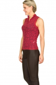 Rosemunde | Lace top Olivia | pink  | Picture 3