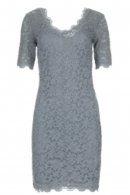 Rosemunde |  Lace dress Louize | blue  | Picture 1