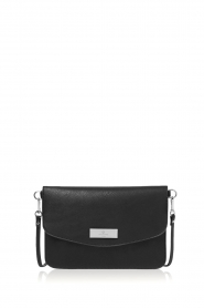 Rosemunde |  Faux leather shoulder bag Lilo | black  | Picture 1
