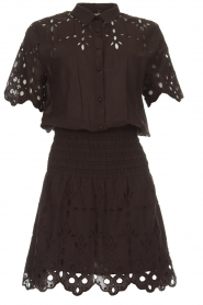 Freebird |  Dress with cut-out details Jip | black  | Picture 1