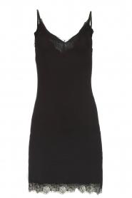 Rosemunde |  Slip dress Billie | black  | Picture 1