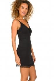 Rosemunde |  Slip dress Billie | black  | Picture 3
