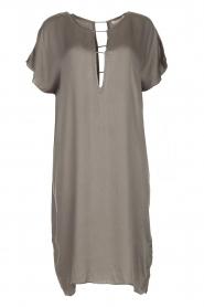 Rabens Saloner | Dress Gorgina | blue   | Picture 1