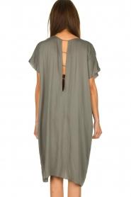 Rabens Saloner | Dress Gorgina | blue   | Picture 5