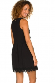 Freebird |  Dress with lace details Maza | black  | Picture 5