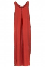 Rabens Saloner |  Maxi dress Brianna | red  | Picture 1