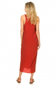 Rabens Saloner |  Maxi dress Brianna | red  | Picture 6