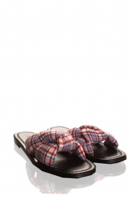 Becksöndergaard |  Printed sandals Charly | red  | Picture 3