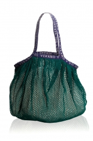 Becksöndergaard |  Net bag Reya | green  | Picture 2