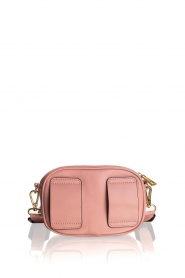 Becksöndergaard |  Leather bum bag Fany Rua | pink  | Picture 4