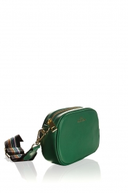 Becksöndergaard |  Leather bum bag Fany Rua | green  | Picture 3