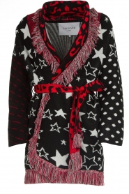 Est-Seven |  Cardigan with prints Lucky Star | multi  | Picture 1