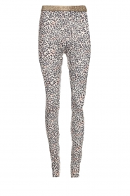 Les Favorites |  Leggings with panther print Valery | dierenprint  | Picture 1