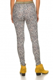 Les Favorites |  Leggings with panther print Valery | dierenprint  | Picture 5