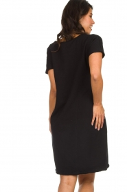 Les Favorites |  Dress with bow Suze | black  | Picture 5