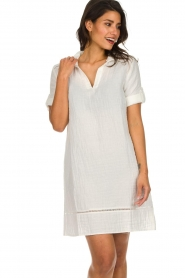 Les Favorites |  Cotton dress Philly | natural  | Picture 4
