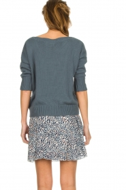 Les Favorites    Skirt with panther print Fleur   animal print    Picture 5