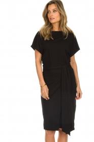 Les Favorites |  Dress Jolie | black  | Picture 3