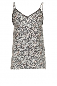 Les Favorites |  Leopard printed top Olivia | animal print  | Picture 1