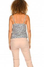 Les Favorites |  Leopard printed top Olivia | animal print  | Picture 4