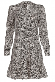 Dante 6 |  Dress Layla leopard | black&white  | Picture 1