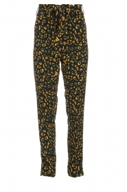 Dante 6 |  Pants with panther print Naveen | animal print  | Picture 1