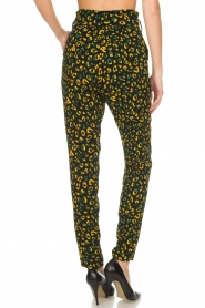Dante 6 |  Pants with panther print Naveen | animal print  | Picture 5