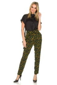Dante 6 |  Pants with panther print Naveen | animal print  | Picture 2